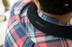 BOSE SOUNDWEAR 体验,BOSE 系统中别样的惊喜 | 爱范儿 Wearable Device