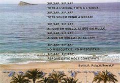 Poema L'ESTIU