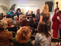 Larry Dunn of Earth Wind & Fire @Vicki Abelson 's #WomenWhoWrite 10/29/13