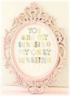 Embroidery - Alicia Paulson - Coco Rose Diaries