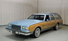 ✿1982 Buick Estate Wagon✿