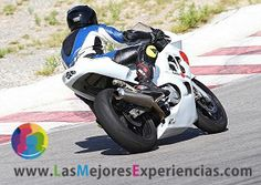 ¡Conduce una moto deportiva con esta Experiencia de Velocidad! #SorteosActivos #sorteamus Sorteo por #LasMejoresExperiencias