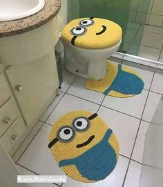 Ensemble de toilettes Minion... ...
