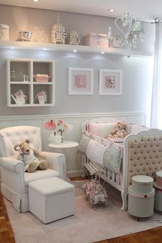 You can find luxurious ideas for girls' bedroom in Circu's collection. We design and create unique and exclusive children's furniture. Check more at . Baby Nursery Decor, Baby Bedroom, Baby Boy Rooms, Baby Cribs, Baby Decor, Girl Nursery, Girl Room, Girls Bedroom, Bedroom Ideas