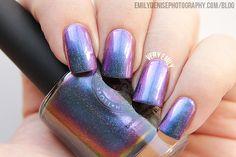 I love nail polish: Birefringence (new holo version)