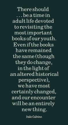Why Read the Classics? - Italo Calvino