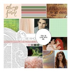 """☾✧ it's she who holds her tongue who gets her man"" by evil-queen-of-isolation ❤ liked on Polyvore featuring art and set"