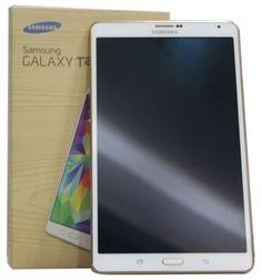 #iShopinternational.com Shop International! Shop from the USA #Samsung Galaxy #Tab S 8.4 LTE T705 16GB #Tablet White Factory Unlocked New @ Rs 38401/- http://ebay.to/1rdiSqu