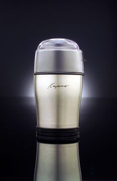 The Stainless Steel Burr Grinder #economical #coffee #espresso