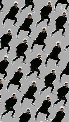 'Your eyes stole all my words away'♡ Bts Memes, Bts Meme Faces, Funny Faces, K Pop, Bts Backgrounds, Bts And Exo, Bts Lockscreen, Bts Suga, Bts Boys