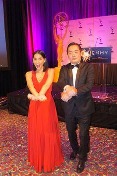 Olivia Munn and Toon Boom COO Steven Chu do it Gangnam Style by toonboom, via Flickr Gangnam Style, Olivia Munn, Prom Dresses, Formal Dresses, Awards, Blog, Inspiration, Art, Kunst