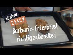 Barbarie-Entenbrust richtig zubereiten #KITCHENCOACH - YouTube