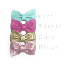 Image of Faux Collection Standard Ellie Bows