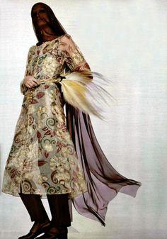 L'Officiel magazine 1970 - Christian Dior