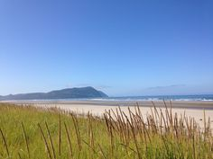 Tillamook Head from Gearhart Beach dunes