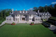 Location: 4704 Bill Simmons Road, Colleyville, TX Square Footage: 8,938 Bedrooms & Bathrooms: 5 bedrooms & 9 bathrooms Price: $4,500,000 This stone mansion is located at 4704 Bill Simmons Road
