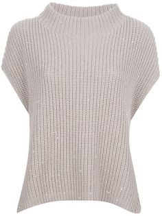 Brunello Cucinelli Chunky Knit Polo Sweater 1360 евро кашемир