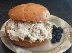 Quick Chicken Salad #Recipe