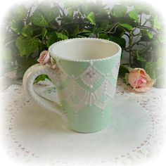 Deco Mug - Whimsical Bliss Studios