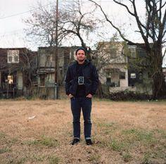 cadillacranchdressing Baltimore, MD  #joshsinn #photography #Baltimore #Maryland #mamiyac330 #kodak #portra400 #120 #mediumformat #film #filmphotography #ishootfilm #shootmorefilm #filmisnotdead