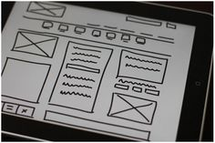 Wireframes aren't dead: they're just changing | Web design | Creative Bloq