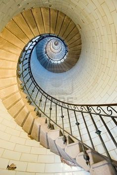 light house home stairs! Curved Staircase, House Stairs, Stairway To Heaven, Water Tower, Live In The Now, Stairways, Life Is Good, Around The Worlds, Spirals