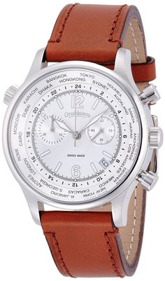 Amazon.co.jp: [オロビアンコ タイムオラ]Orobianco TIME-ORA 完全スイス製 マルサラ OR-0050-1 【正規輸入品】: 腕時計通販