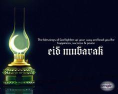 Happy Eid ul Fitr!