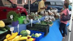 Jefferson Farmer's Market local grown/produced. Products include but are not limited to Apples, Pears, Berries, Vegetables, Sweet Corn, Pumpkins, Maple Syrup, Homemade Pies, Goat Cheese, Alpaca Products, and Honey.  Open June-October Saturdays, 9am-1pm 42 E. Jefferson St., Jefferson, Ohio 44047  (440) 474-1285