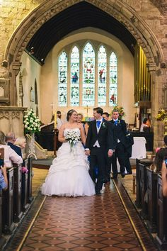 Kings Norton Golf Club Wedding Photography