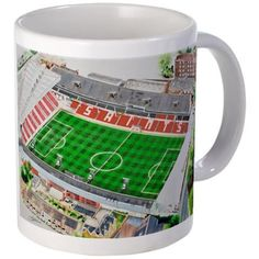 The Dell - Southampton FC Mugs on CafePress.com...shop online today!