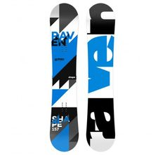 Tabla de snowboard Raven Shape 2019