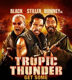 فيلم Tropic Thunder