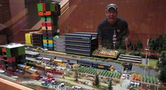 visit for more info about Model Trains http://hoscales.blogspot.de/