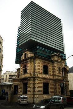 Me like; National Architects Union Headquarters – Bucharest, Romania
