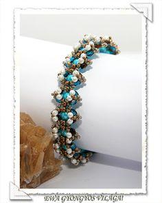 Pattern bijoux: Bracciale Ajsa