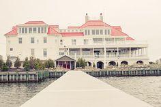 Mallard Island Yacht Club in New Jersey www.annmeyersignatureevents.com