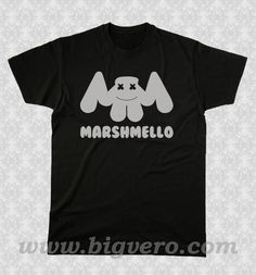 Marshmello T Shirt //Price: $17.00    #clothing #shirt #tshirt #tees #tee #graphictee #dtg #bigvero #OnSell #Trends #outfit #OutfitOutTheDay #OutfitDay