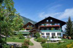 Schweiz mit Hund - Ferien im Hotel Waldrand in Bern, Berner Oberland