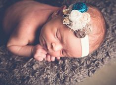 The Young Victoria headband, teal and ivory baby headband, vintage lace baby headband, burlap and te The Young Victoria, Fabric Rosette, Vintage Lace, Baby Headbands, Vibrant Colors, Burlap, My Etsy Shop, Teal, Ivory