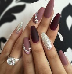 Imagen de nails, beauty, and nail art
