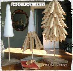 book page tree...how to