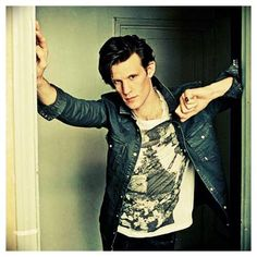Twitter / DWArchive: Matt Smith