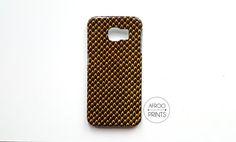 AFROOPRINTS   Phone case Wax African Prints XL