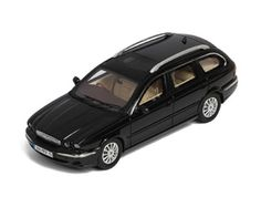 Premium X Jaguar X Type Resin Model Car This Jaguar X Type Estate Resin Model Car is Black and features comes in a display case. It is made by Premium X and is scale (approx. Jaguar X, Jaguar Models, Diecast Models, Display Case, Scale Models, Model Car, Corgi, Resin, Boxing