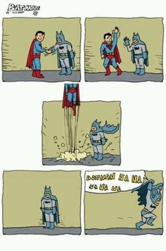El bueno de batman