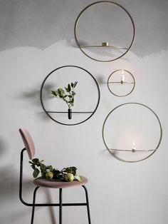 POV Circle Vase by Note Design Studio
