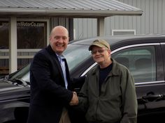 Many Thanks to Repeat Customers Jay & Dru Cook from Keokuk on the purchase of their 2012 Chevy Equinox! Congratulations!!