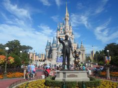 My favourite place in the world. Magic Kingdom.