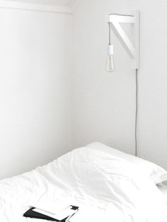 Triangular Bed Lamp | Mono Online Shop